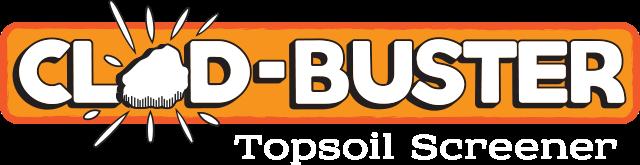 Clod-Buster Topsoil Screener